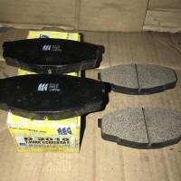 Brake pad toyota Cressida 83-88 dpn D 2018 MK -07395-