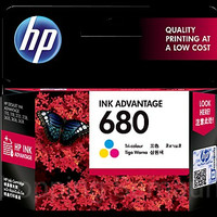Cartridge Hp 680 Black & Colour Pinter 1115, 2135, 3635, 3835, 4675