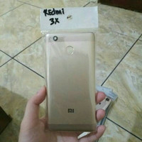 Casing Tutup Batre Hp Xiaomi Redmi 3X / Backdoor xiaomi 3X Original