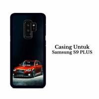 Case Samsung S9 Plus Slammed Audi A4 Allroad Custom Hard Casing