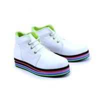 Sepatu /Sepatu Boots  Garsel GDO 2751 PUTIH