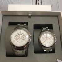 Jam Tangan Couple Wanita Cewek Fossil Watch Authentic Original 100%