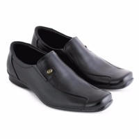 jual sepatu kulit pria pansus pria pantofel kulit jk collection JAR 0