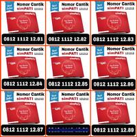 Jual Nomor Cantik PROMO Murah Meriah Kartu Perdana Telkomsel Murah