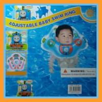 Neck Ring / Pelampung Bayi / Ban Renang Leher Bayi Motif Thomas
