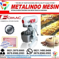 Promo!! Jual Mesin Mixer Roti 2 Kg Adonan & Mesin Planetary Mixer