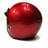 Stok Terbatas!! Helm Retro Ava Maron Glossy
