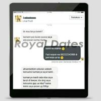 Harga stok terbatas paket promil royal dates serbuk kurma muda 60g   Pembandingharga.com