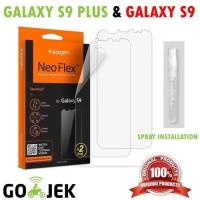 Jual Spigen Neo Flex Galaxy S9 & S9 Plus Screen Protector (2 pcs) Friendly  - Jakarta Barat - Original gadget | Tokopedia
