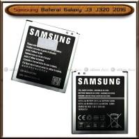 Baterai Samsung Galaxy J3 J320 2016 Original Batre Batrai HP