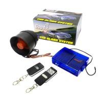 First Auto Alarm Mobil FA M71 Good Car Alarm System Biru