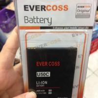 Baterai Evercoss U50C Winner Y Selfie Plus 4800Mah Double Power
