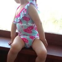 Baju Renang Anak Perempuan Bikini Bayi Swimsuit Swimwear Baby Kids