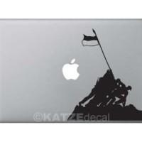 (Dijamin) Decal Sticker Macbook - Glory Indonesia (Katze Decal)