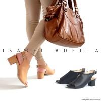 Isabel SELENA Sepatu Kerja Wanita Hak Tahu Casual High Heels