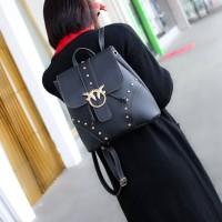 Tas Ransel Fashion Sporty Impor Fashion Wanita Backpack Murah