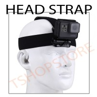 Head Strap Action Cam ( XiaoMi Yi /GoPro / Brica / SjCam )