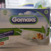 Susu Ettawa GOMAXS Box isi 10 Sachet