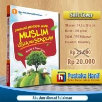 Buku Panduan Mendidik Anak Muslim Usia Pra Sekolah