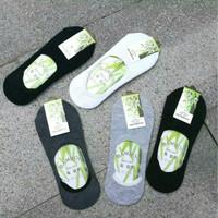 Kaos Kaki pendek serat bambu (Bamboo Socks)