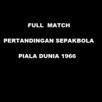 England vs Argentina - 1/4 Final Piala Dunia 1966