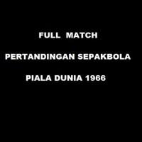 England vs Portugal - Semifinal Piala Dunia 1966