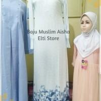 Promo Dress Gamis Spandex Muslim Wanita Lazetha Adya Rabbani Disc-30%