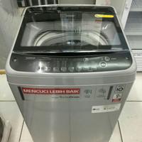 LG T-2175VSAM Mesin cuci SMART INVERTER Kapasitas 7.5 kg