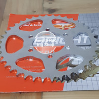 Gear Belakang Binter Merzy - TK Racing