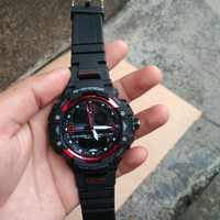 Jam tangan sport pria, G-shock double time, 100% real pict, kw super
