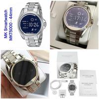 michael kors smartwatch silver mkt5000