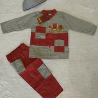 Koko Dannis Size 2 (Baju Muslim Anak Laki-Laki) Koko Anak