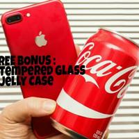 Iphone 7 Plus 32GB Red FREE BONUS Garansi Distributor 1 Tahun