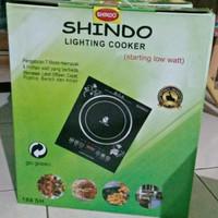 Kompor Listrik Shindo Lighting Cooker