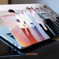 Harga stiker laptop apple macbook pro 15 inch bts custom luar saja   Hargalu.com