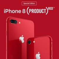 READY STOCK iPhone 8 PLUS 64GB RED Garansi Resmi Apple 1 Tahun