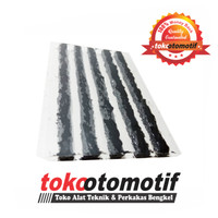 Karet Tambal Ban Tubless 30Pcs / 6set 10cm x 6mm Kentaro