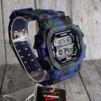 TERMURAH G Shock Casio GX56 Loreng Army Tentara biru Jam tangan pria