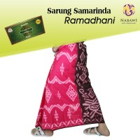 Sarung Samarinda Ramadhani Sarung Tenun Oleh Oleh Haji