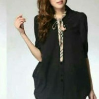 Baju Kemeja wanita modern style, trendy modis terkini original produk