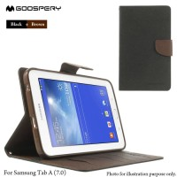 GOOSPERY Samsung Galaxy Tab 4 7 in - T230 Fancy Diary Flip Case