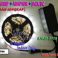 Jual Lampu LED Strip - Paket Murah Meriah (1) - Warna PUTIH Murah