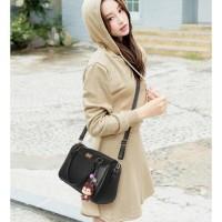 Harga style tas sandang hand bag grey like elizabeth hush puppies | WIKIPRICE INDONESIA