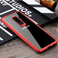 Casing Samsung Galaxy S 9 / S9 Plus Clear Acrylic Case Ori Ipaky Slim