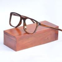 kacamata kayu asli sono keling original minus kode 75045 anti radiasi