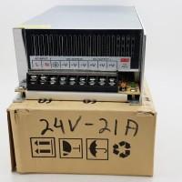 Adaptor jaring 24v 21A / Power supply