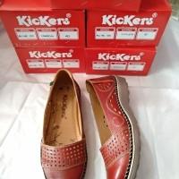 Sepatu Kickers grade ori size lihat pic