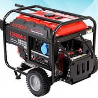 Loncin Genset Bensin LC 8800 D-A (6.5KW/1Phase)