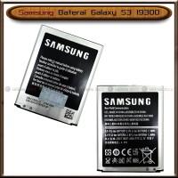 Baterai Samsung Galaxy S3 I9300 Original Batre Batrai HP