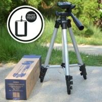 Promo!! Tripod 1 Meter Kt-3110A Holder Kamera Kaki Tripot Foto Camera
